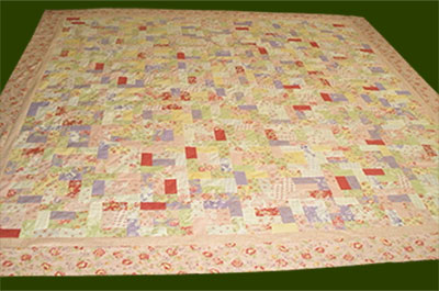 early spring quilt